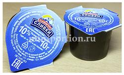 Сливки для кофе порционные Альпенгурт 10 г