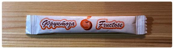 Порционная фруктоза 5 грамм Краснодар