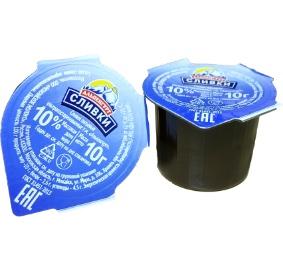 Порционные сливки 10 гр